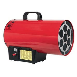 Space warmer® propane heater