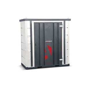 Armorgard Forma-stor® quick-assembly outdoor storage containers