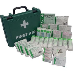 HSE approved first aid kit