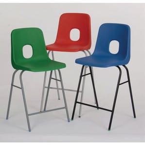 Polypropylene high stool