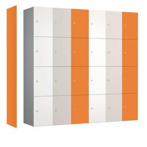 Buzzbox MDF door lockers