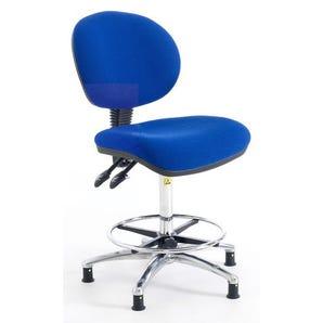 High static dissipative fully ergonomic chair