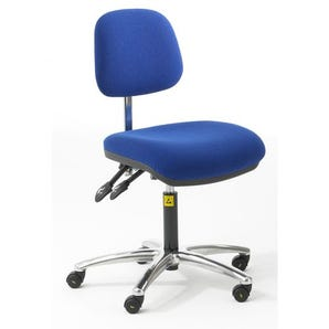 Low static dissipative chair