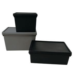 High strength boxes