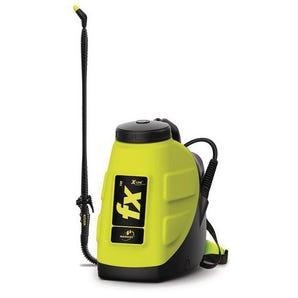 Battery powered plastic sprayers