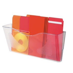 Clear document pockets