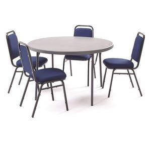 Polyfold lightweight folding tables