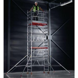 MI Tower+ - 2 person access tower