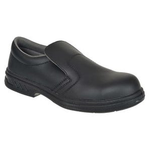 Slip on safety shoes - S2