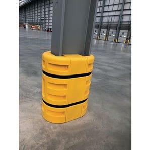 Column protector infill