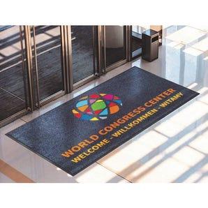 Premium customised washable logo entrance mats