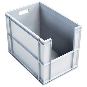 Open fronted Euro Containers - sold in packs