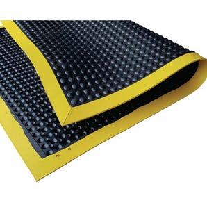 Ergo-tred anti-fatigue nitrile rubber bubble top mats