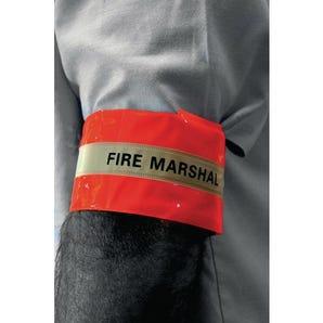 Fire Marshal Armband