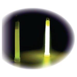 Green safety glow sticks