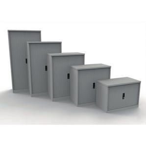 Tambour side cupboard