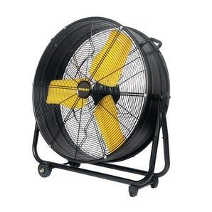 Stanley industrial high capacity drum fans