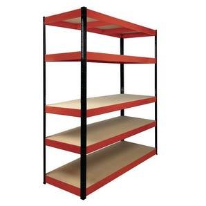 RB BOSS Boltless steel shelving - 250kg per shelf