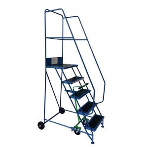 Lightweight industrial mobile step