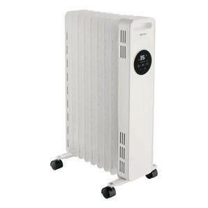 Oil filled radiators